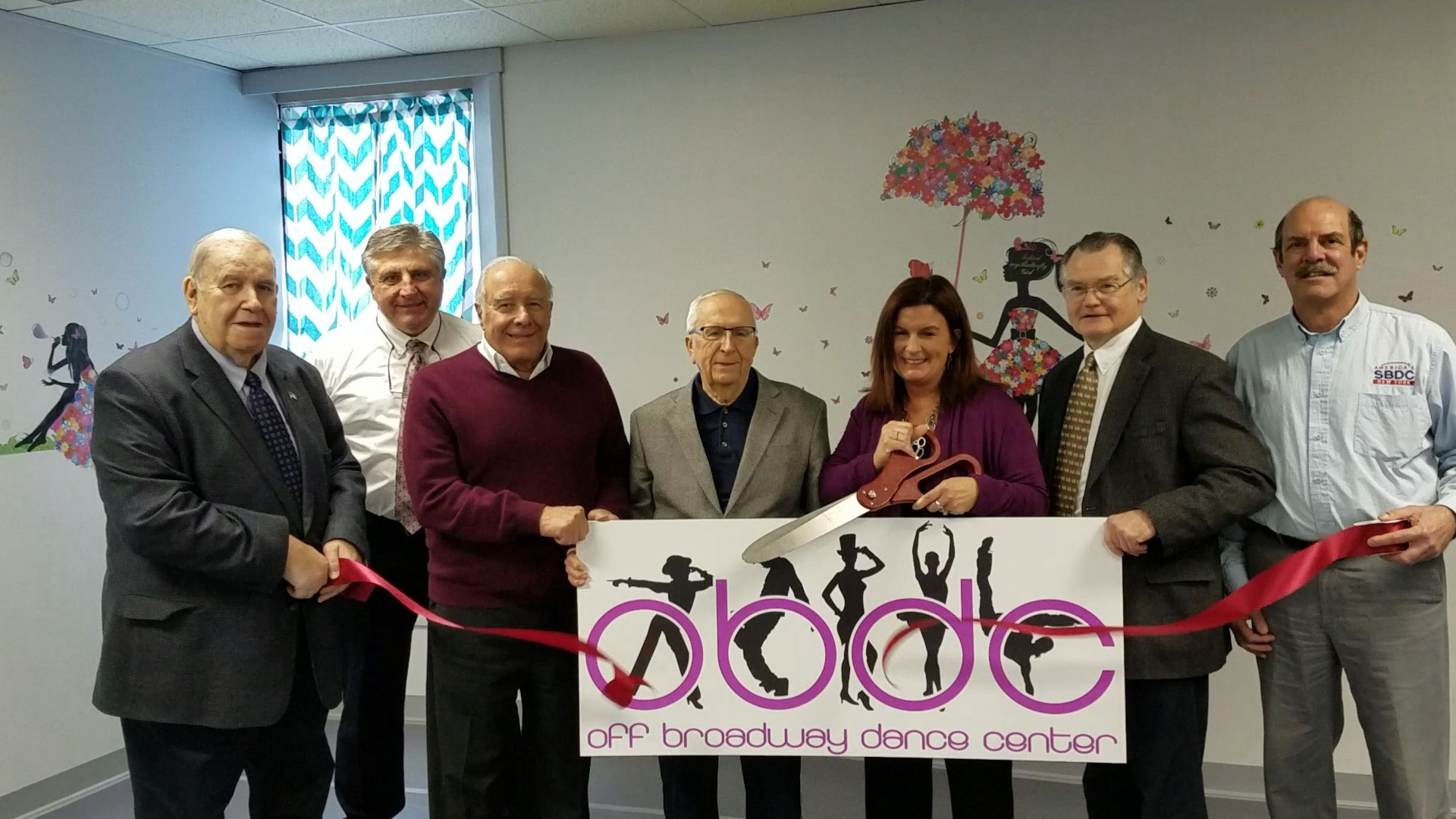 Off Broadway Dance Center Ribbon Cutting