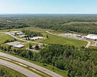 Oswego County Industrial Park, Schroeppel, NY